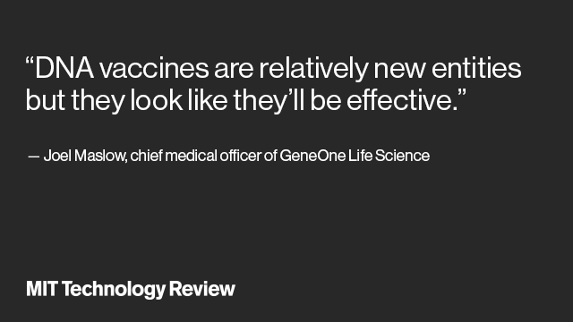 Newest Scientific Review Of Vaccine >> U S Government Starts Test Of Zika Vaccine In Humans Mit