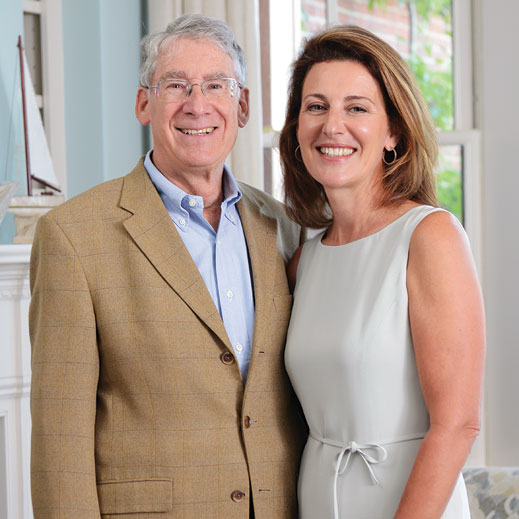 Stephen and Karen Kaufman
