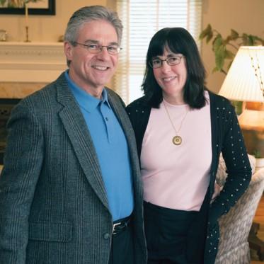 Robert and Lisa Reitano