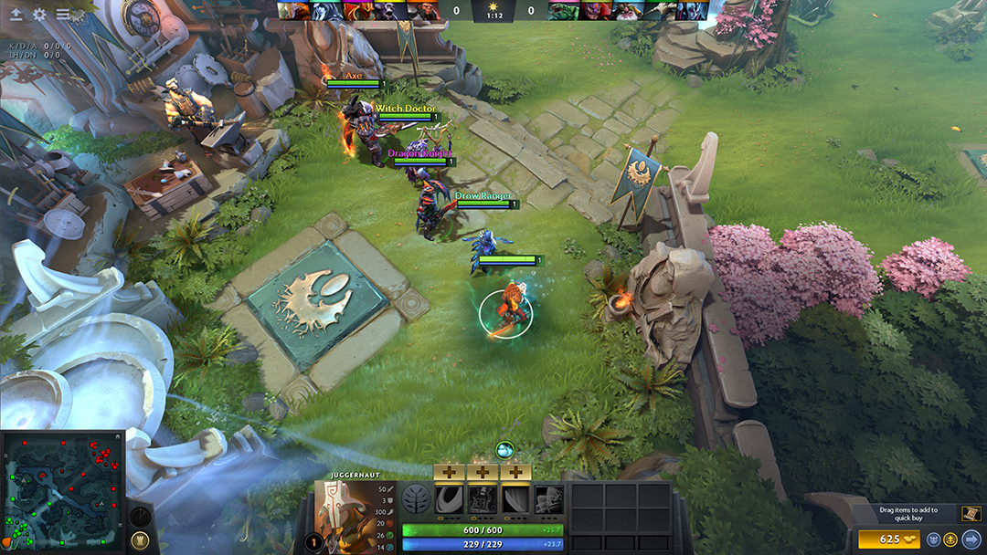 ai crushed a human at dota 2 but that was the easy bit mit