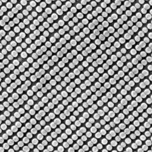 micrograph of a hard drive