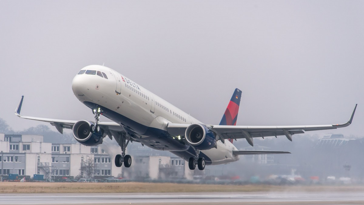 Delta joins the carbon neutral rush, but it won't be easy