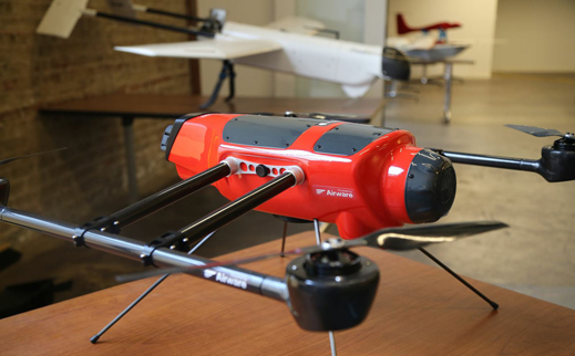 Air Traffic Control for Drones