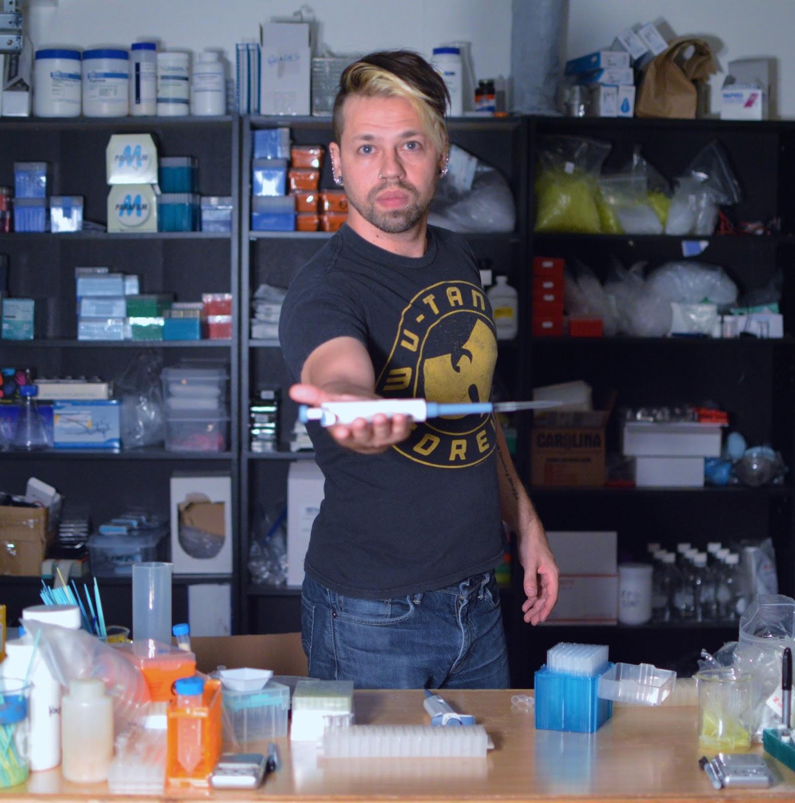 Celebrity biohacker Josiah Zayner is under investigation for practicing medicine without a license
