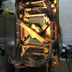 D-Wave computer chip
