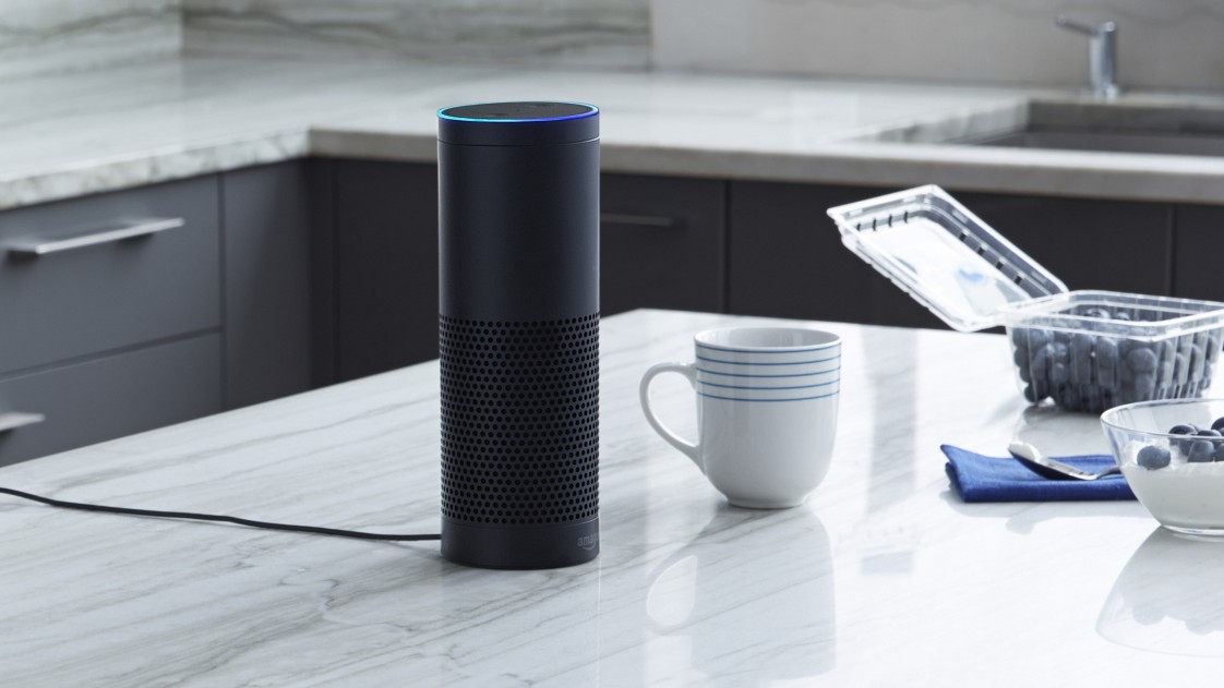 Amazon's Echo speaker can hear ultraound