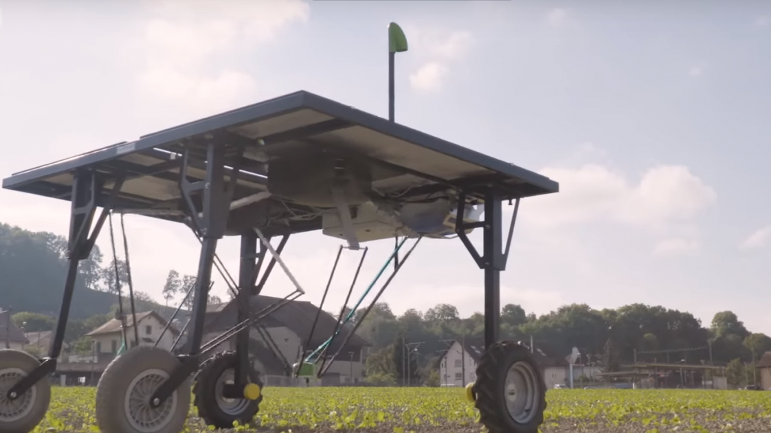 agriculture robot