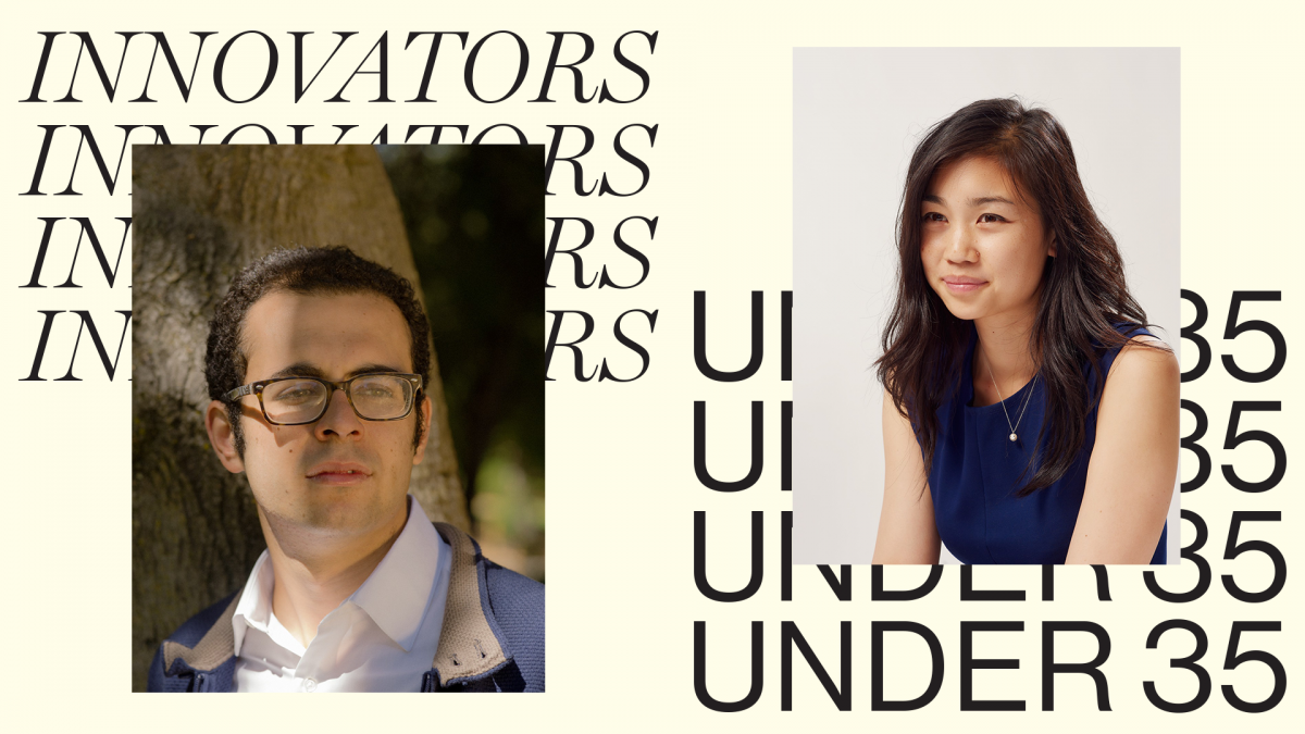 This Year's 35 Innovators Under The Age Of 35