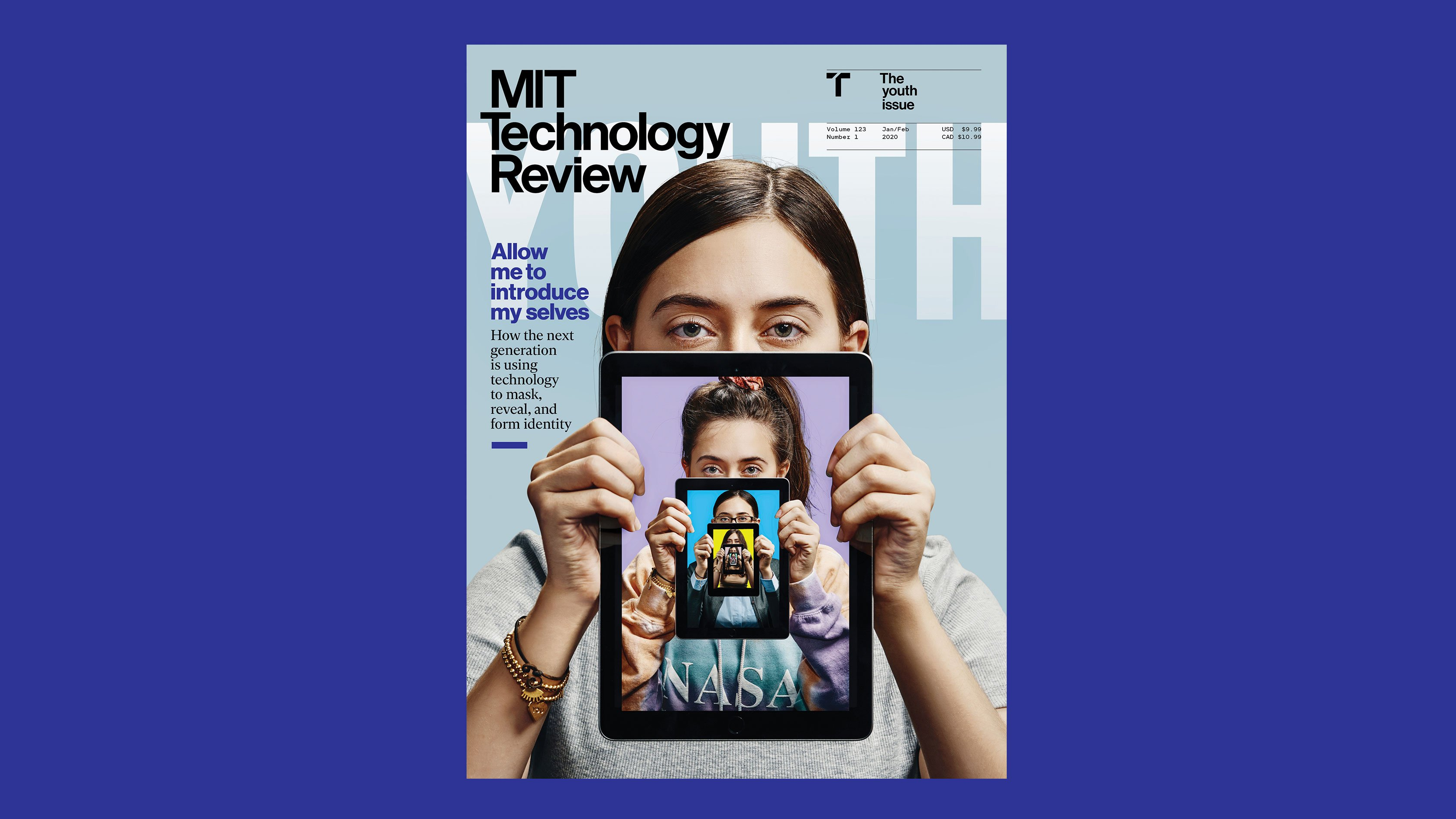 Kids and Tech: The Youth Issue  - cover