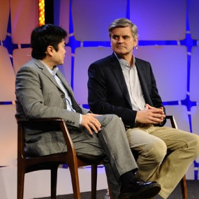 Joi Ito and Steve Case