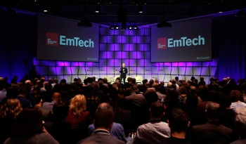 EmTechMIT Coverage - MIT Technology Review