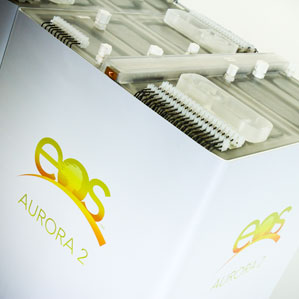 EOS Aurora 2 battery