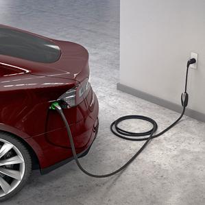 Tesla recharging