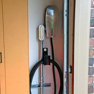 Tesla home charger