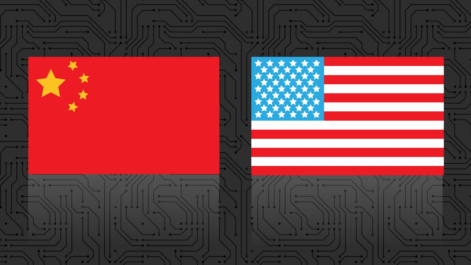 The US may have just pulled even with China in the race to