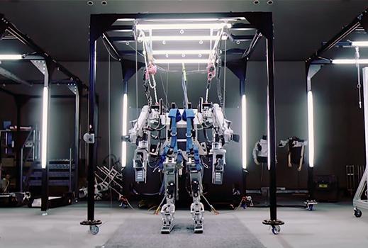 In exoskeletons, we thrust!