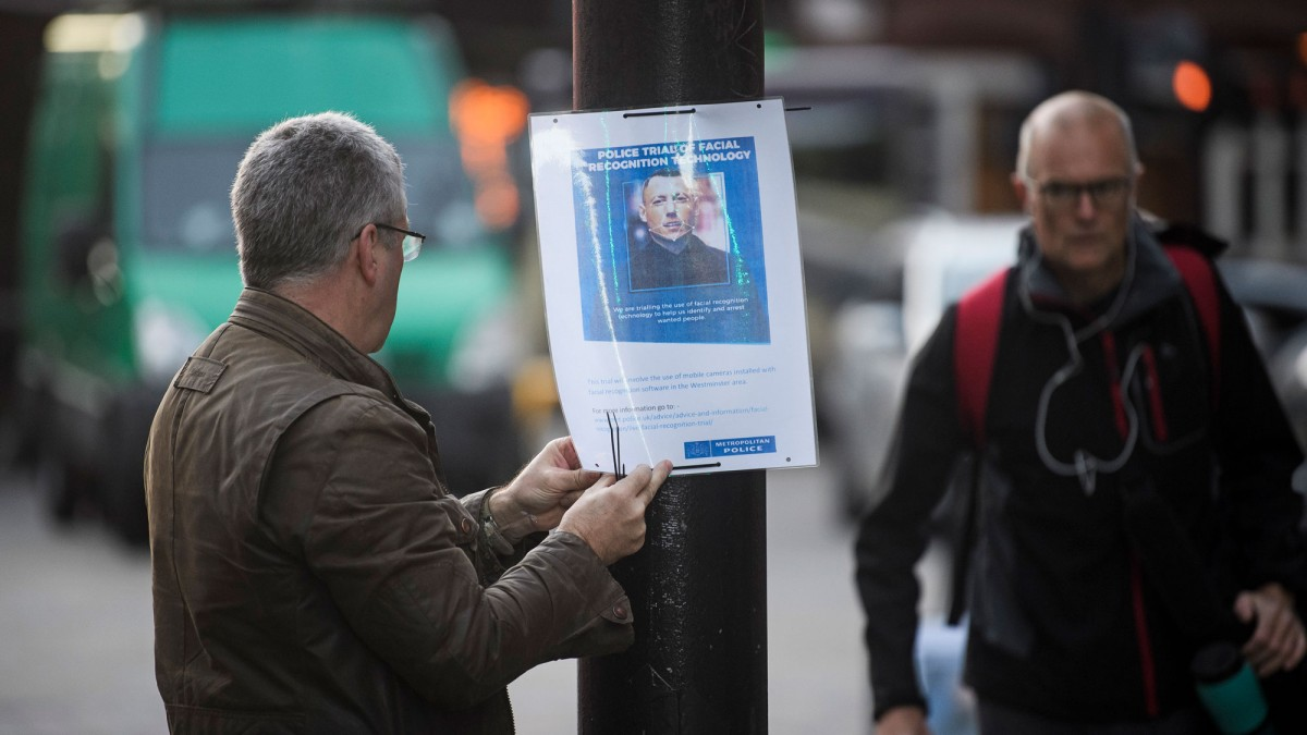 London police's face recognition system gets it wrong 81% of the time