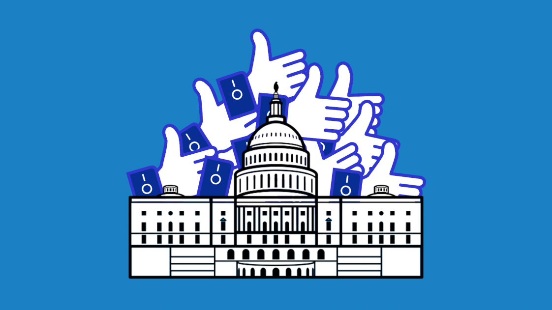 Capitol building facebook likes