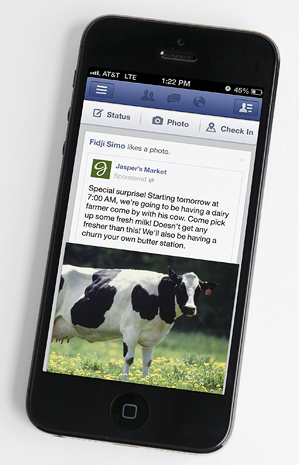 How Facebook Used News Feed to Overcome Its Mobile Advertising Problem | MIT Technology Review
