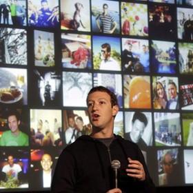 Facebook's Mark Zuckerman