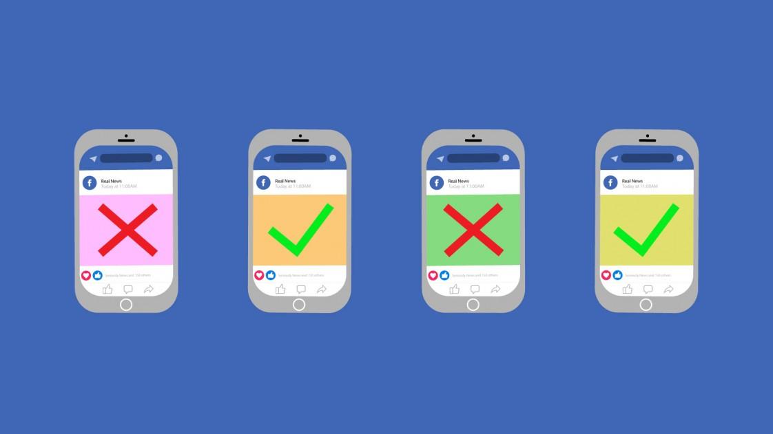 Facebook screens