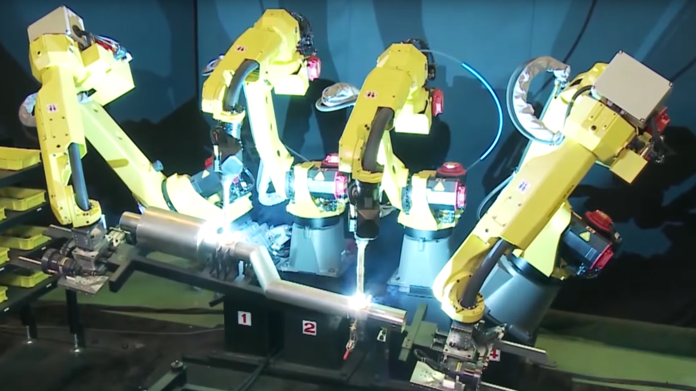 Japanese Robotics Giant Gives Its Arms Some Brains - MIT Technology