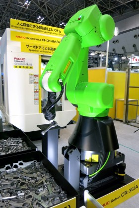 This Factory Robot Learns a New Job Overnight
