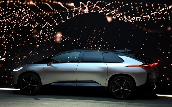 the beleaguered electric car startup faraday future has unveiled its supposed tesla killer but it like its rival will have issues of scale to overcome