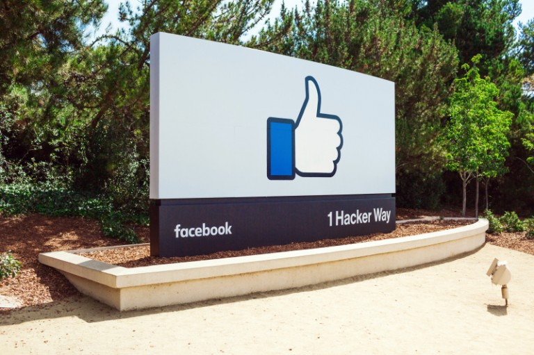 Facebook's headquarters
