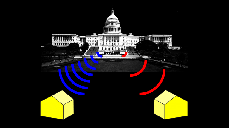 FCC broadband and the White House