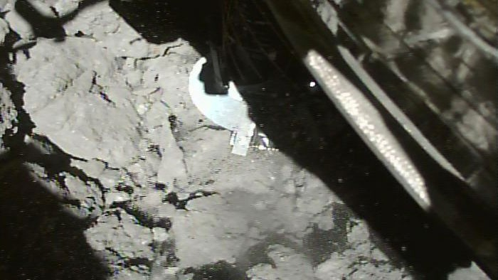 A Japanese spacecraft just grabbed more rocks from the asteroid Ryugu