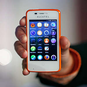 Alcatel-Lucent One Touch smartphone