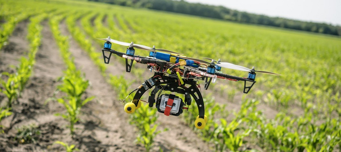lidar drone with Six Ways Drones Are Revolutionizing Agriculture on Dji M600 Drone further phoenixlidar additionally Laser Scanner Riegl Vz400 as well Wireless dictionary GPS R  GPS Definition also Solar Panels Thermal Visual Inspection.