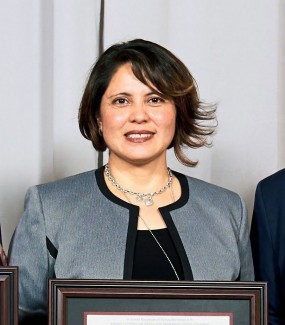 Photo of Frances Pinedo '94