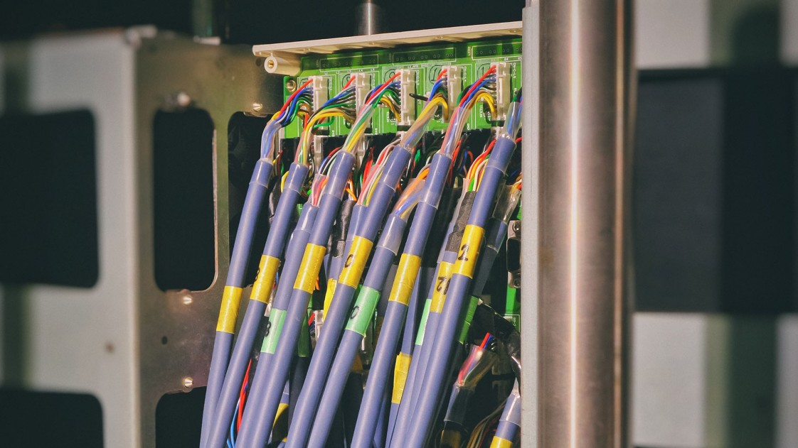 Computer server cable
