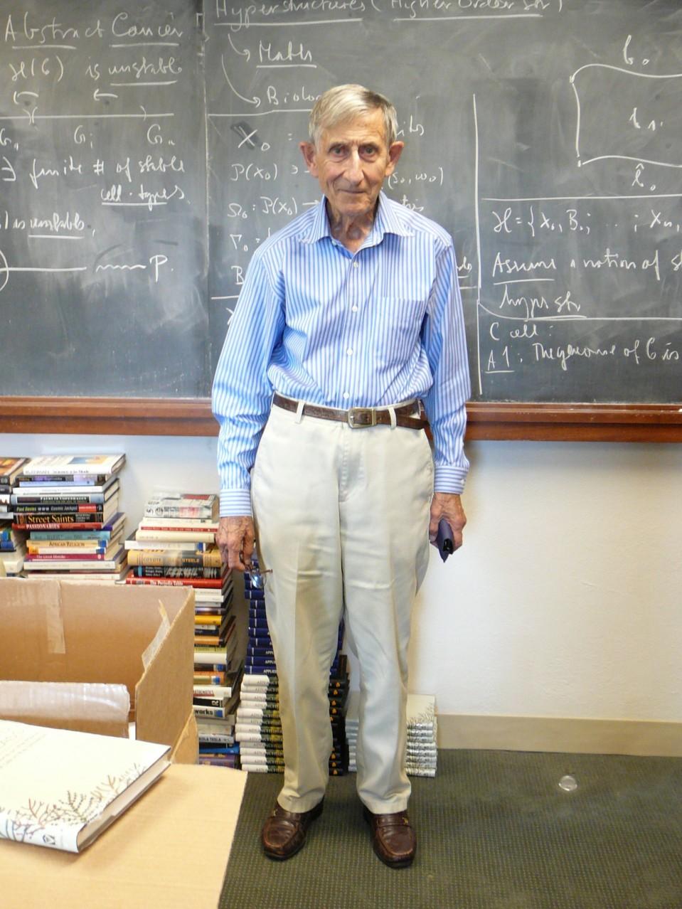 Freeman Dyson
