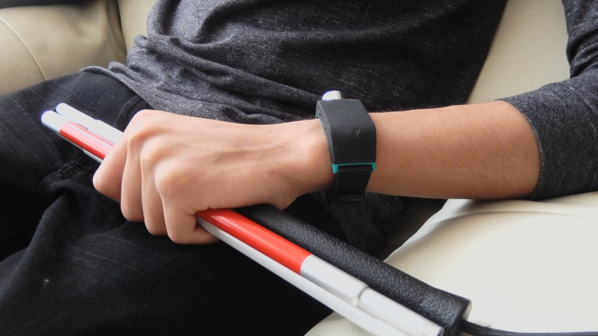 A Smart Watch To Help Blind People Navigate Mit