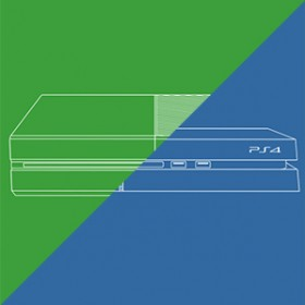 game console graph