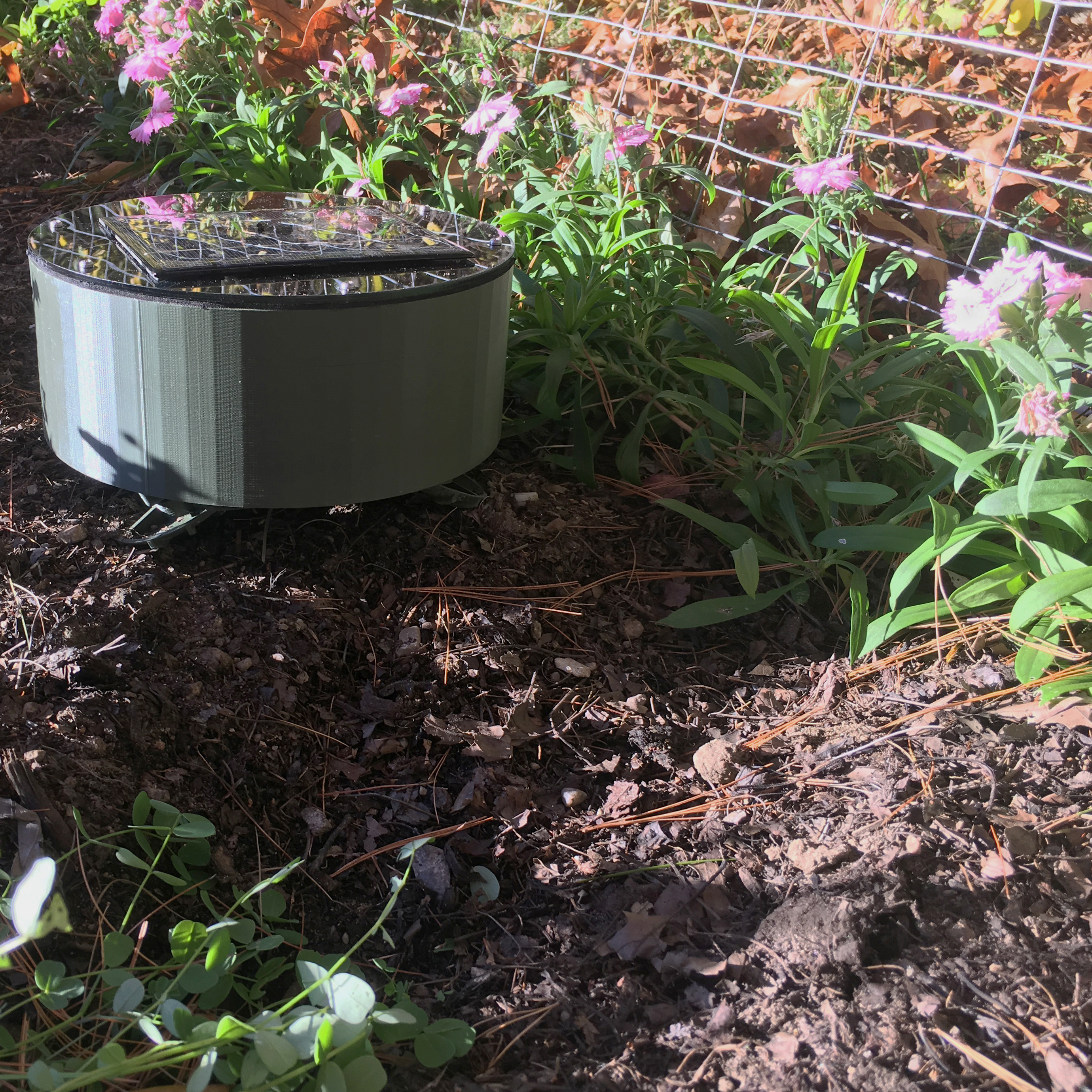 Tertill Is A Solar Powered, Autonomous Weeding Robot From The Startup  Franklin Robotics.