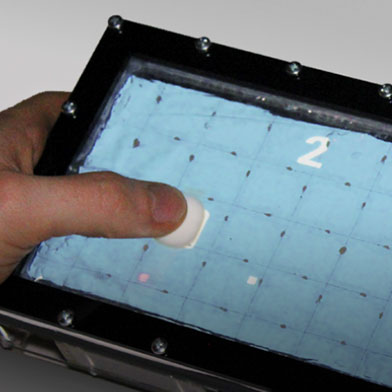 Make Your Own Buttons with a Gel Touch Screen