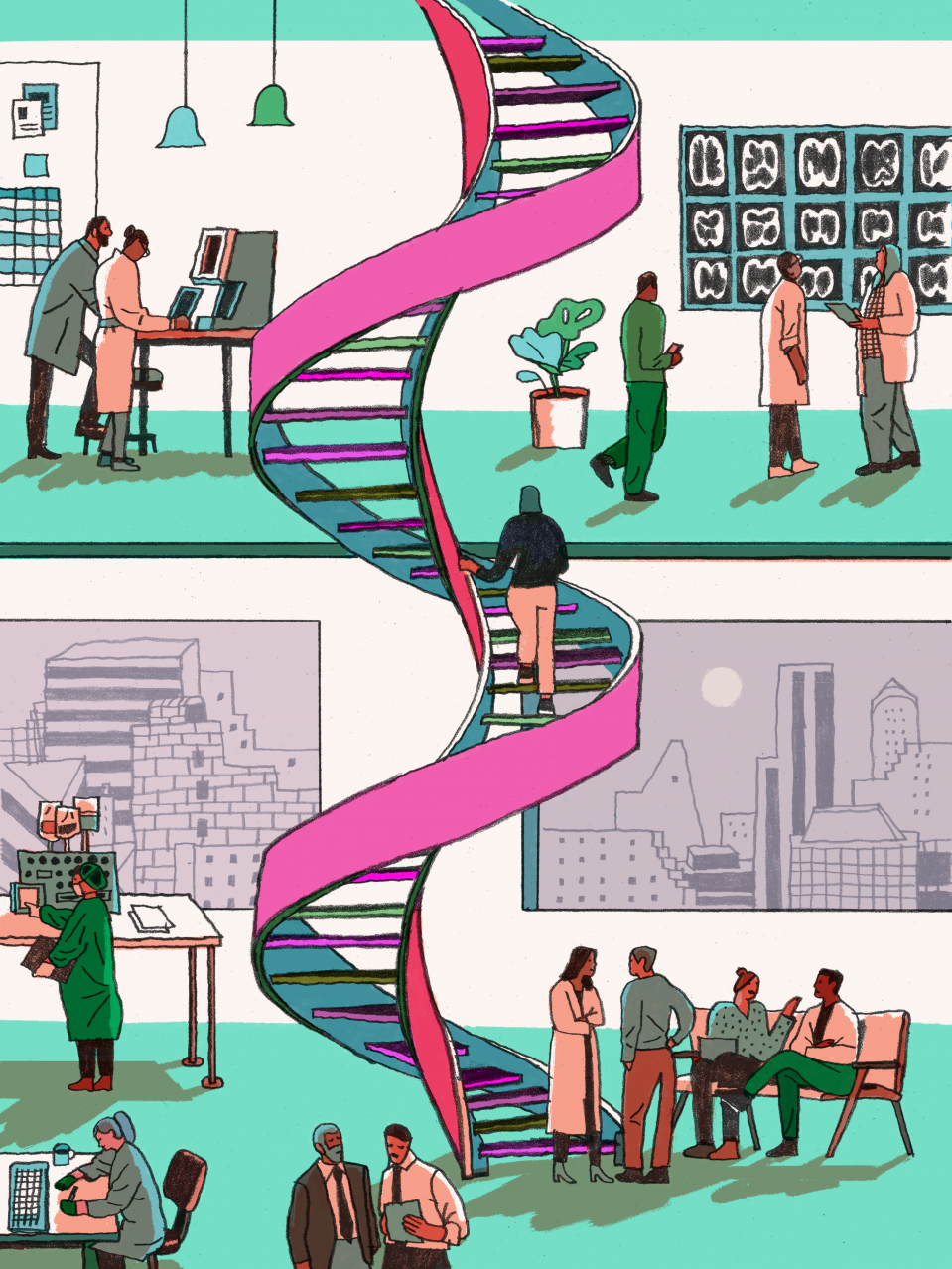 CRISPR in 2018: Coming to a Human Near You - MIT Technology