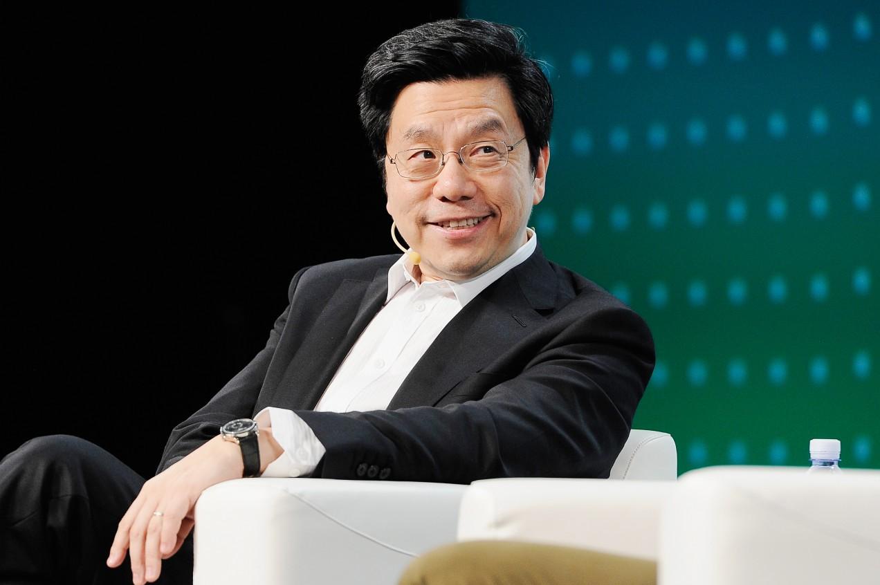 Photo of Kai-Fu Lee