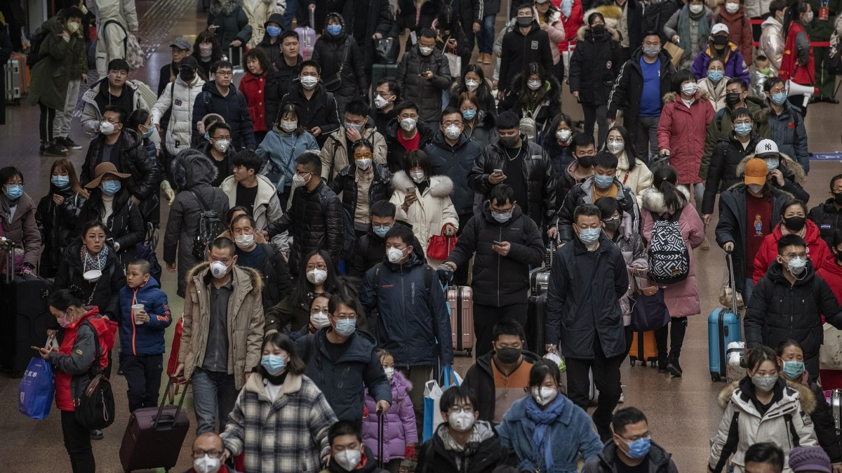 WHO calls China coronavirus an international emergency, but opposes travel bans