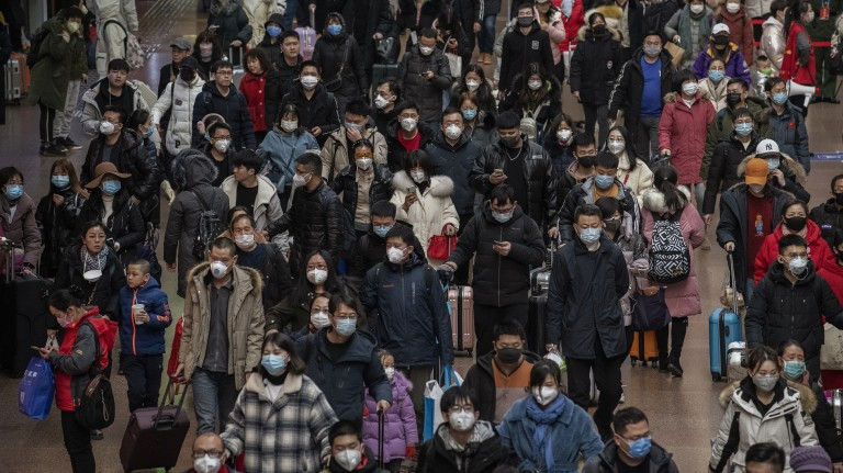 China coronavirus measures