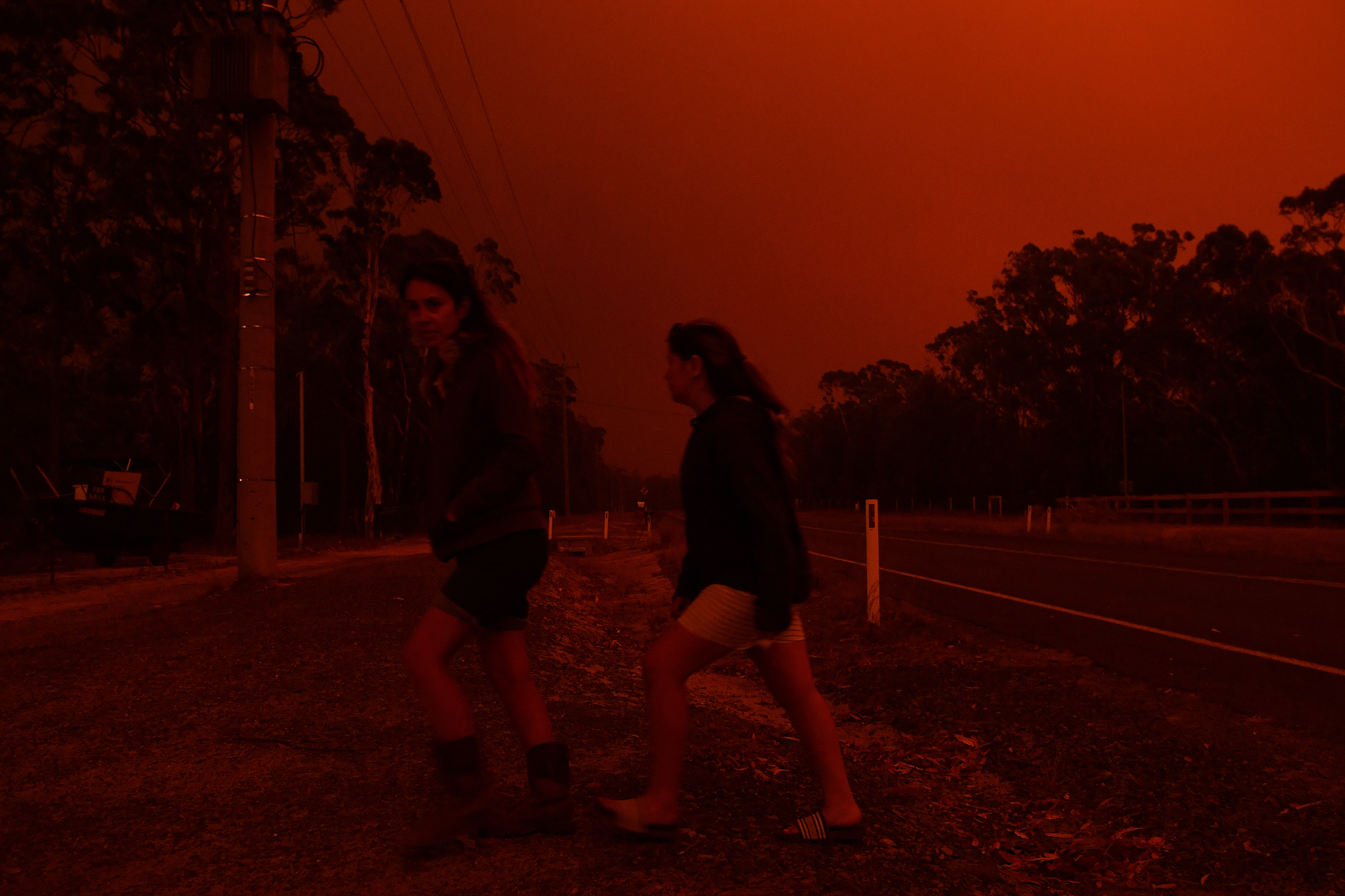 Australia had plans to prevent fire blackouts. They just weren't ready in time.