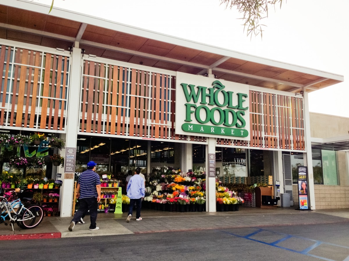 You can now pay with cryptocurrency at Whole Foods