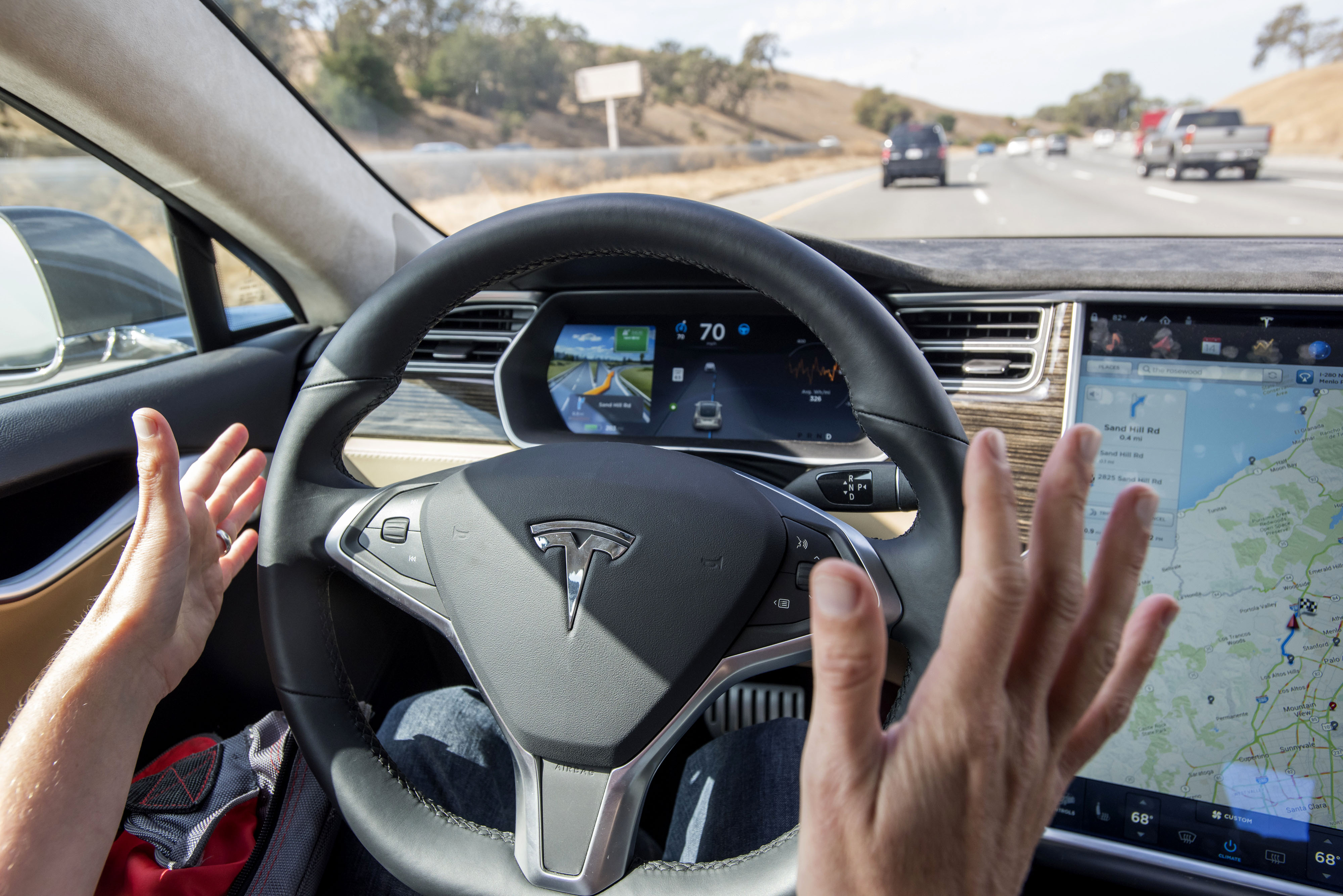 Tesla autopilot review