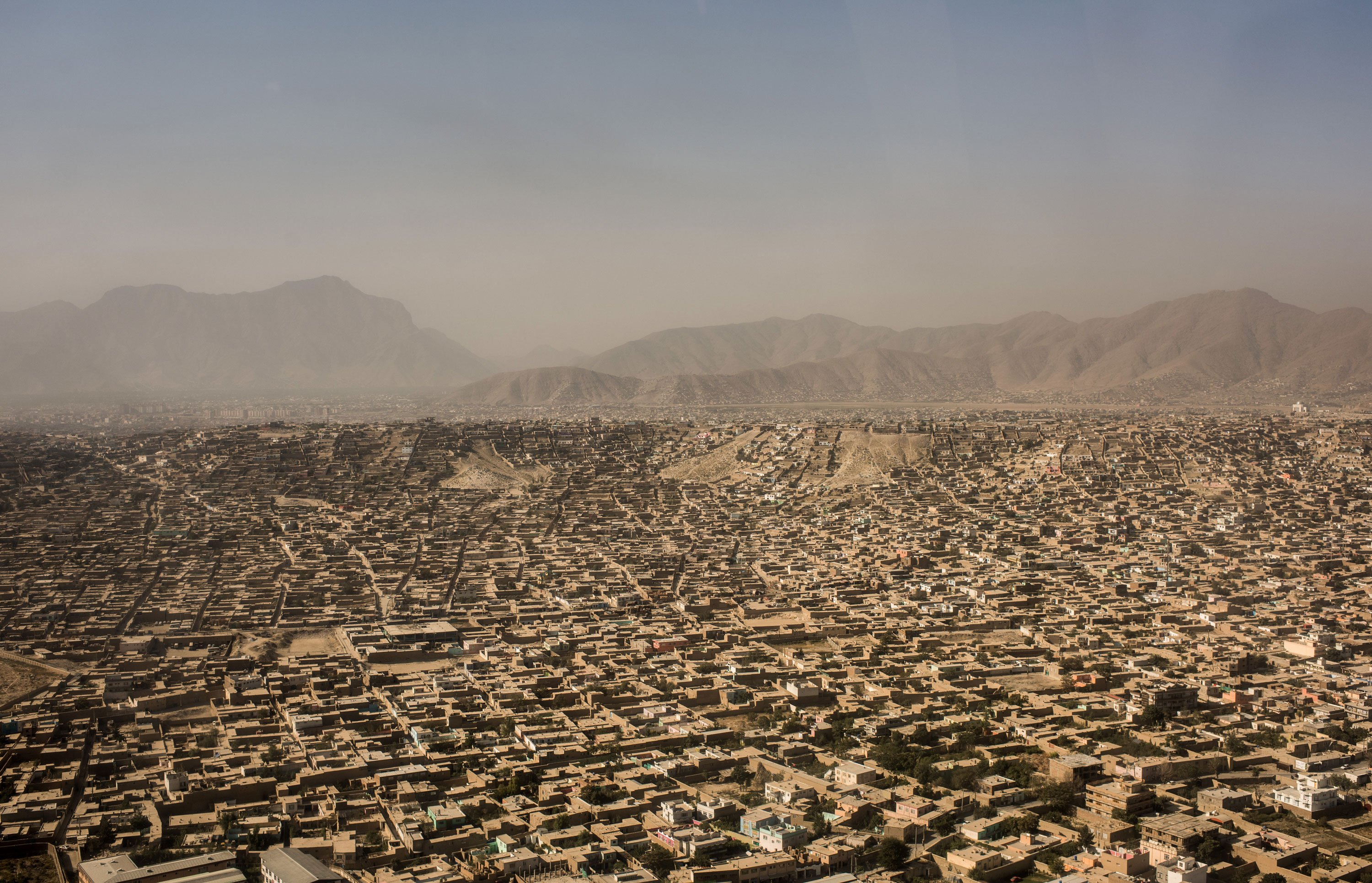 Life in the most drone-bombed country in the world