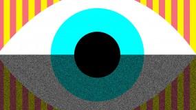 Illustration of eyeball