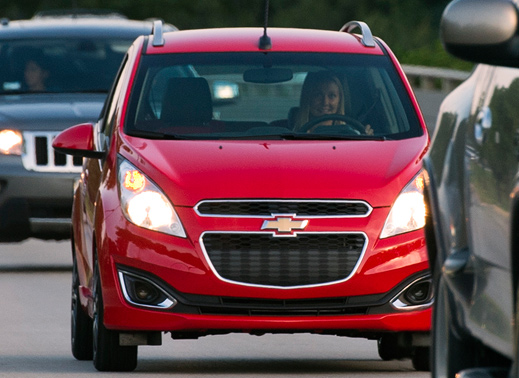 The Chevy Spark Ev General Motors Readies All Electric